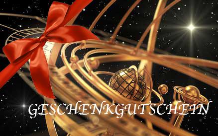 Geschenkgutschein - Horoskop-Welt | Dein Onlineshop für Horoskope